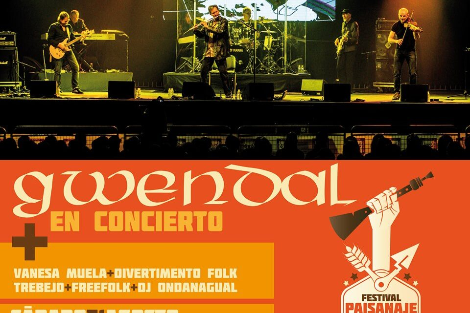 Divertimento Folk actuará en el festival 'Paisanaje Sonoro'